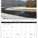 Executive Road Warrior 2011 Calendar Released