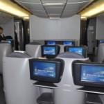 Continental BusinessFirst New York EWR Tokyo Flight 79 – Review