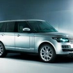 Land Rover Unveils New Range Rover for 2013