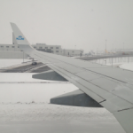 Snow Causes Flight Cancellations Across Europe