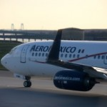 Aeromexico Traffic Up for January