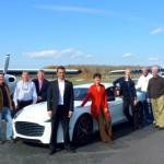 Aston Martin Rapide S: Pilots Put James Bond Car to the Test