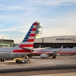 American Airlines Traffic, Capacity Up for April