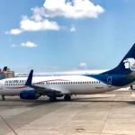 Aeromexico Posts Drop in Load Factory, Traffic for February